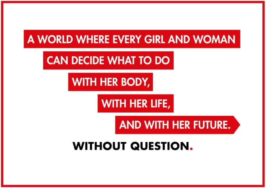 #SheDecides